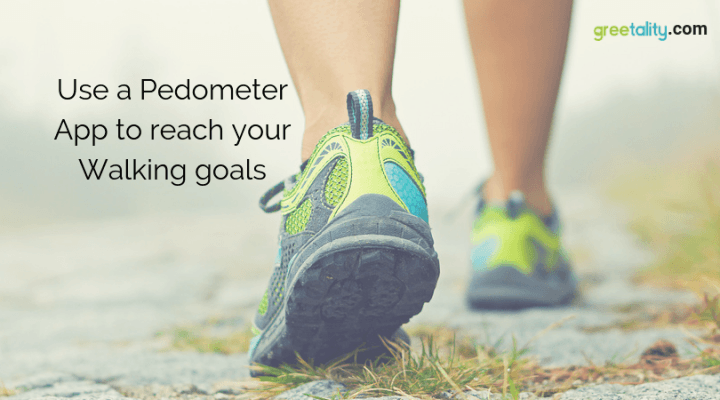Pedometer Apps for Walking Goals