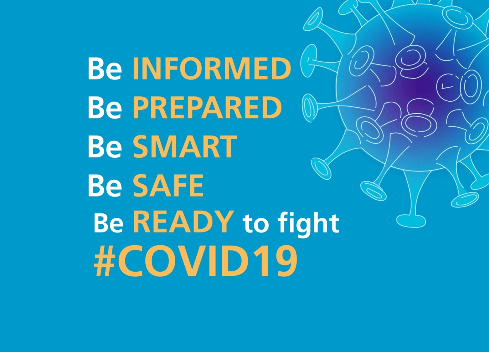 Covid-19 Stay Safe